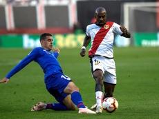 Dani García analizó la situación del equipo. EFE
