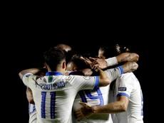 Brasil volvió a vestir de blanco. EFE