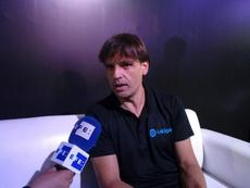 Fernando Morientes a analysé le nouveau Madrid. EFE