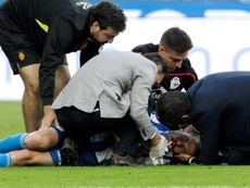 Lesiones que dejaron helado al mundo del fútbol. EFE