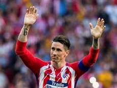 Fernando Torres aura son documentaire. EFE/Archivo