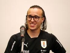 El agente de Laxalt aleja al uruguayo de Mallorca. EFE