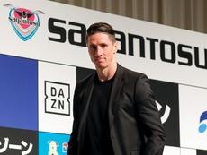 Fernando Torres se va con grandes números. EFE