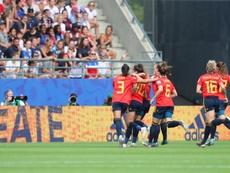 España se mantiene en el puesto 13 del ranking FIFA. EFE