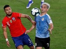Paulo Díaz cuenta los días para fichar por el 'Millonario'. EFE