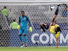 Ecuador cierra filas en torno al técnico. EFE
