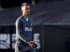 Neto é o novo goleiro do Barcelona. EFE/Archivo