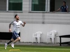 Lionel Messi. EFE