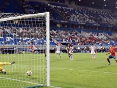 La clasificación de España dio una gran audiencia. EFE