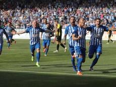 La Ponferradina sigue sin perder en pretemporada. EFE/Ana F. Barredo