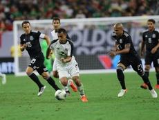 Costa Rica comenzará las eliminatorias contra Guatemala. EFE/Jorge Campos