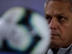 Guimaraes se deshizo en elogios hacia Reinaldo Rueda. EFE