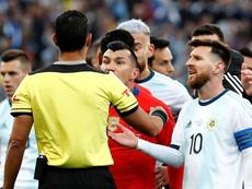 Un nouveau Lionel Messi est né au cours de cette Copa América. EFE