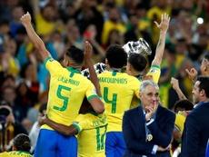Quel pays a remporté le plus de Copa América ? EFE/Yuri Edmundo