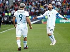 Divulgada a camisa da Argentina para 2020. EFE