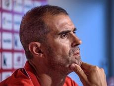 Garitano elogia a su equipo. EFE/Archivo