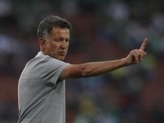 Osorio cargó contra Teo. EFE