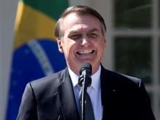 Bolsonaro a publiquement critiqué Messi. EFE