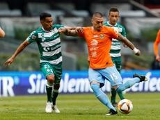 Nicolás Castillo negó tener más problemas físicos. EFE