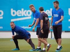 Ivan Rakitic ha pasado de ser insustituible para Valverde a desaparecer. EFE/Archivo