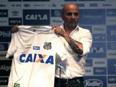 Sampaoli a une offre et Santos cherche un remplaçant. EFE