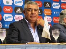 CONMEBOL destitui seu representante junto à FIFA. EFE/Archivo