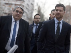 Xabi Alonso volvió a declarar. EFE