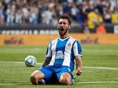 El Espanyol recupera pólvora: vuelven Ferreyra y Calleri. EFE/AlejandroGarcia