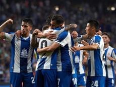 El Espanyol sueña con seguir avanzando en Europa. EFE