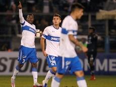 Universidad Católica se metió en cuartos de final de la Copa Chile. EFE