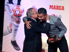 Ronaldo non ha ancora vinto un trofeo importante. EFE
