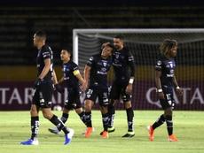 Independiente y América, grandes triunfadores del domingo. EFE/ Rolando Enríquez/Archivo