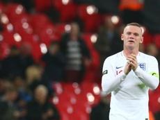 Wayne Rooney ve a Guardiola como un potencial seleccionador de Inglaterra. EFE/Archivo