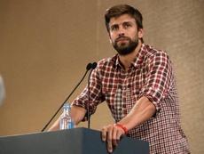 Piqué sueña con ser presidente del FC Barcelona. EFE