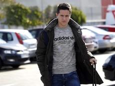 Herrera habló de la actual situación del fútbol. EFE/Sergio Barrenechea/Archivo