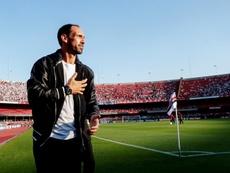 Joao Félix, Atlético, Sao Paulo... Juanfran pasó revista. EFE