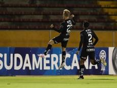 Dani Nieto ha triunfado en Independiente del Valle. EFE