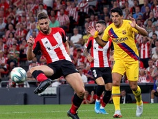 El Athletic visita al Getafe. EFE