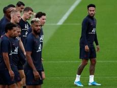 Neymar quiere irse de París. EFE