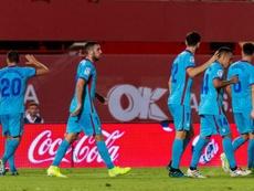 El Eibar espera redimirse de la derrota inicial frente al Osasuna. EFE