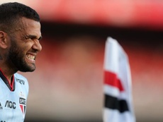 Domènec Torrent pidió la incorporación de Dani Alves. EFE