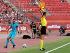 De ser extremo a hacer historia en el fútbol. EFE/Cati Cladera