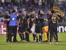 Comunicaciones no pasa del empate y Guastatoya desperdicia su oportunidad. EFE/Archivo