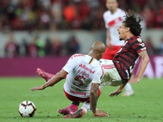 William Arão e Patrick podem estar entre os titulares neste domingo. EFE/Antonio Lacerda/Arquivo