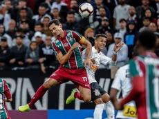 Ganso casi llega a las manos con Oswaldo de Oliveira. EFE