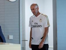 'Ce qui a changé avec Bale c'est qu'il va rester'. EFE