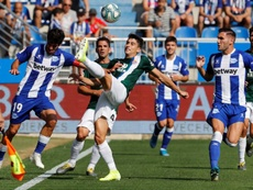 Alavés y Espanyol se repartieron los puntos en Mendizorroza. EFE