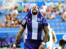 Aleix Vidal regrette d'avoir quitté le Barça. EFE