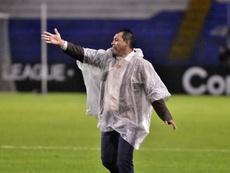 Mauricio Tapia ya piensa en el América. EFE