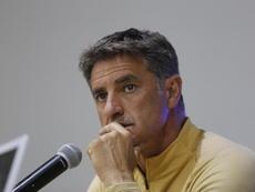 Míchel cree que seguirá en Pumas de cara al Clausura. EFE